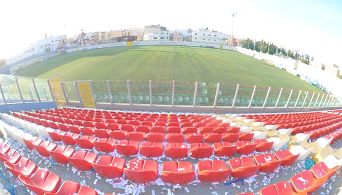 Victor Tedesco Stadium Front