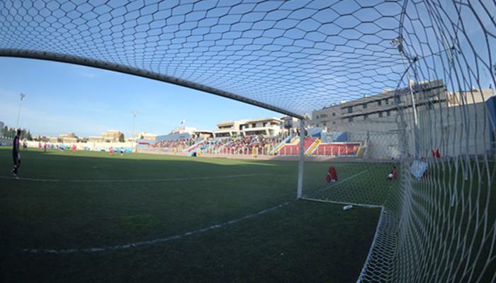 Victor Tedesco Stadium Goal