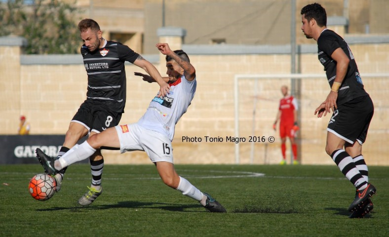 Balzan return to winning ways
